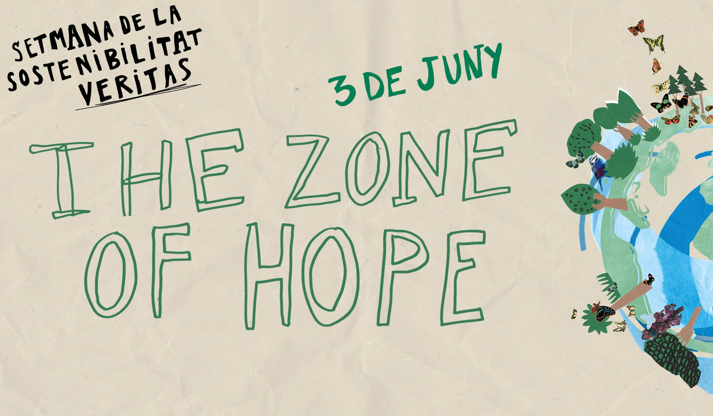 Invitación Zone of Hope